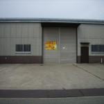 市川インター近くの大型倉庫です。