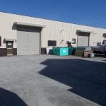 JR山陽本線、国道2号線近くの大型事務所付倉庫物件。