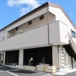 JRはりま勝原駅近く、広々と使えるスケルトンの1階店舗物件。