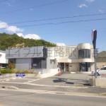 太子町、駐車場4台付の大型店舗・事務所物件。