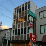 姫路駅すぐの居抜事務所物件。