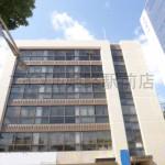 JR姫路駅徒歩圏内、3階角部屋の事務所物件。