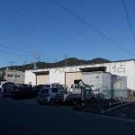 アクセス良好!バイパス太子東インター近くの大型倉庫物件。