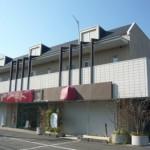 山電 山陽網干駅近く、きれいなフローリングの店舗物件。