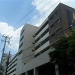 姫路駅徒歩圏内、駐車場1台込みの事務所物件。