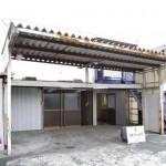 JR姫新線 余部駅近く、広々とした事務所付倉庫物件。