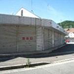 JR播但線 野里駅より徒歩1分、1階居抜き店舗物件。