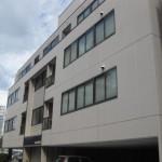 播但線 京口駅近く、駐車場2台・エアコン付居抜き事務所物件。