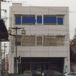 山陽網干駅近く、広々とした使いやすい間取りの店舗・事務所物件。