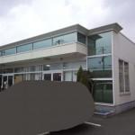 姫路バイパス中地ランプ南の事務所物件。
