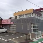 JR土山駅より徒歩3分、エアコン付の1階事務所物件。