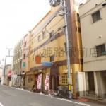 JR姫路駅近く、繁華街の居抜き店舗物件。