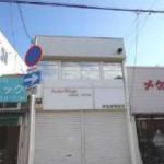 山電 山陽網干駅すぐ、エアコン付の1階店舗・事務所物件。