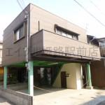 姫路市役所近く、駐車場3台分付いた店舗・事務所物件。