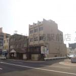 JR姫路駅より徒歩5分、飲食店可能な1階スケルトンの店舗物件。