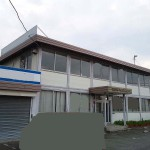 JR姫路駅徒歩圏内、2階ワンフロア貸しの店舗・事務所物件。
