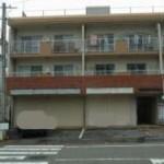 田寺、安室中学校目の前の1階店舗物件。