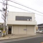 田寺、安室小学校近くの駐車場付事務所物件。