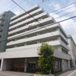 姫路市役所近く、角部屋の事務所物件。
