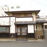 姫路市役所近く、平屋建ての居抜き店舗物件。