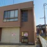 加古川、広々使える2階建ての倉庫付事務所物件。