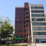 JR姫路駅近く、24時間入退館可能な事務所物件。