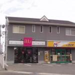 山電 網干駅徒歩圏内、駐車場付の1階店舗物件。