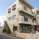 田寺、安室中学校前にあるリフォーム済みの事務所物件。