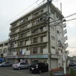 山電網干線 平松駅近く、1階のスケルトン店舗物件。