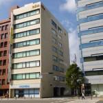 姫路駅まで徒歩5分、使いやすい間取りの事務所物件。