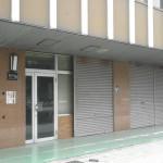 姫路駅徒歩圏内、十二所線沿いにある1階の店舗物件。