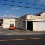 白鳥小学校近くの大型店舗。営業所等にも最適です。