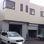 姫路バイパス西インター近くの倉庫・事務所物件。