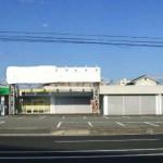 播但線 京口駅徒歩圏内、駐車場付きのスケルトン店舗物件。