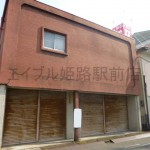 JR姫路駅徒歩圏内、建物1階の店舗物件。