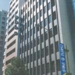 神戸ハーバーランド近く、広々とした使いやすい間取りの事務所物件。