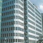 神戸メリケンパーク近く、5階ワンフロアーの事務所物件。