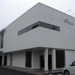 姫路市の中心部に位置するデザイナーズ貸事務所物件。