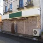 山電網干線 広畑駅より徒歩6分、喫茶店居抜店舗物件。