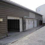 バイパス市川ランプ近くの倉庫物件。