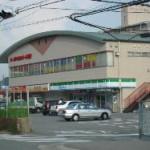 青山2号線近く、約50坪の店舗物件。