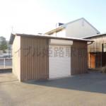 敷金礼金0円!駐車場1台込みの倉庫物件。