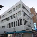 JR姫路駅より徒歩9分、2号線沿いの路面事務所物件。