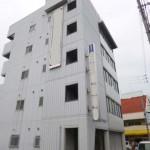 姫路バイパス南インターすぐ、1階店舗物件。