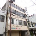 姫路駅すぐ、3階南向きの店舗事務所物件。
