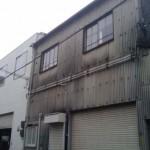 播但線京口駅すぐの店舗物件。
