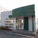 山電 飾磨駅近く、独立型の事務所物件。