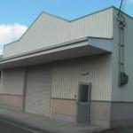 網干区、使いやすい間取りの倉庫物件。