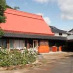 林田町、築130年の古民家再生店舗物件。
