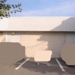 山電西飾磨駅近く、駐車場3台込みの店舗・事務所物件。